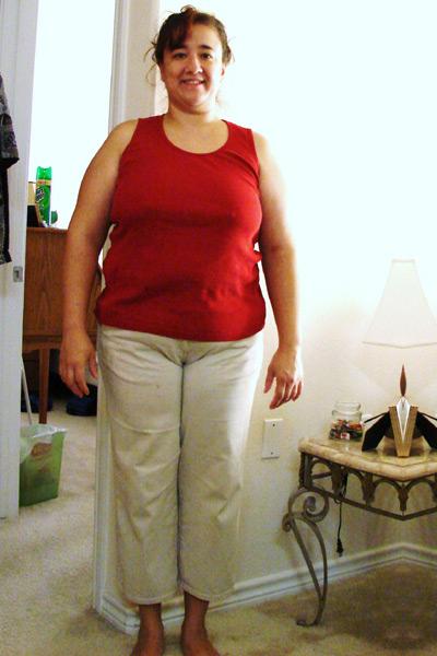 What size dress does a 170 pound women wear?
