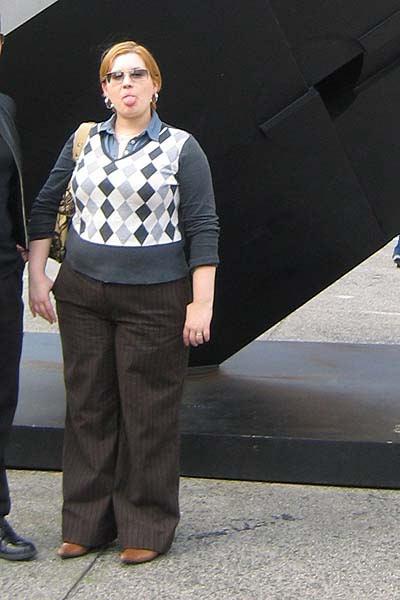 Photographic Height/Weight Chart - 5' 3