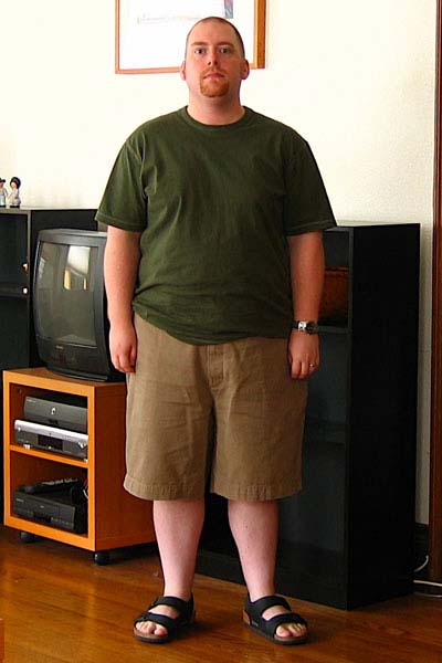photographic height weight chart 5 39 6 210 lbs bmi 34